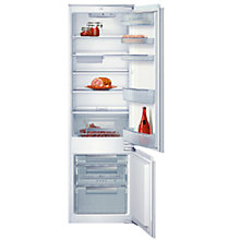 Buy Neff K9524X7GB Integrated Fridge Freezer, White Online at johnlewis.com