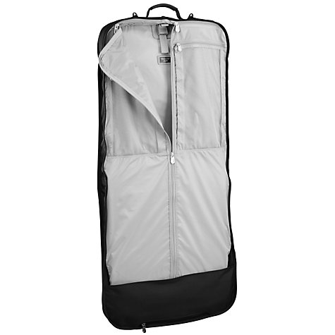 Buy Briggs & Riley Classic Suit and Garment Bag, Black Online at johnlewis.com