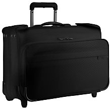 Buy Briggs & Riley Wheeled Carry On Garment Bag Online at johnlewis.com