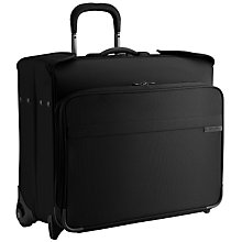 Buy Briggs & Riley Deluxe Wheeled Garment Bag Online at johnlewis.com