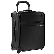 "Buy Briggs & Riley 18"" Expandable Cabin Suitcase Online at johnlewis.com"