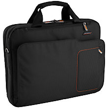 Buy Briggs & Riley Move 15 Inch Laptop Business Case, Black Online at johnlewis.com