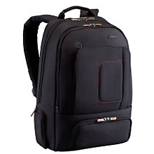 "Buy Briggs & Riley Live 17"" Laptop Backpack, Black Online at johnlewis.com"