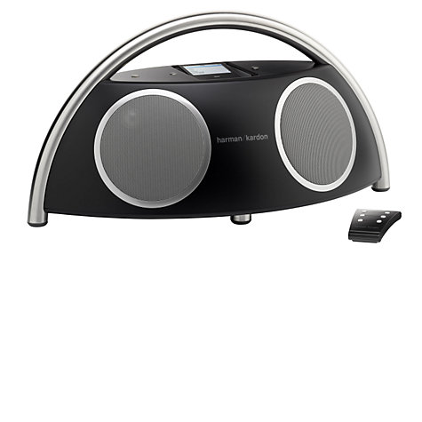 Buy Harman Kardon Go Play iPod/Multimedia Speakers Online at johnlewis.com