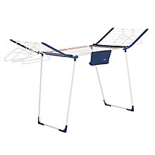 Buy Leifheit Pegasus 200 Indoor Airer Online at johnlewis.com
