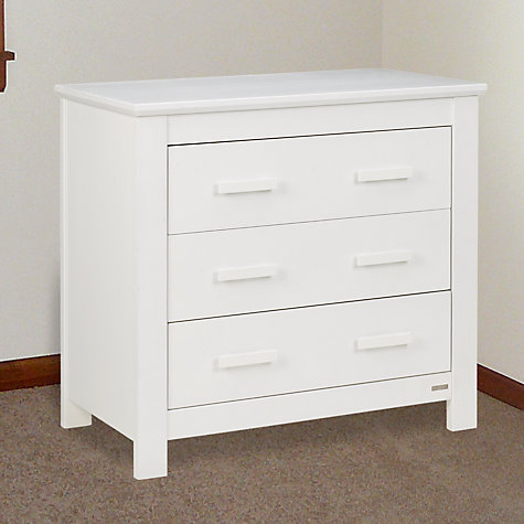 Buy John Lewis Lasko Chest of Drawers, White Online at johnlewis.com
