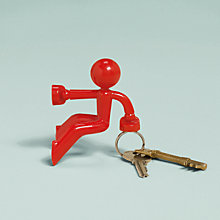 Buy Key Pete Key Holder, Red Online at johnlewis.com