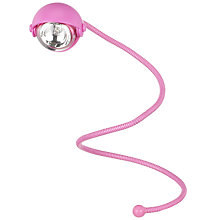 Buy Brookstone Wink Flex-Light, Pink Online at johnlewis.com