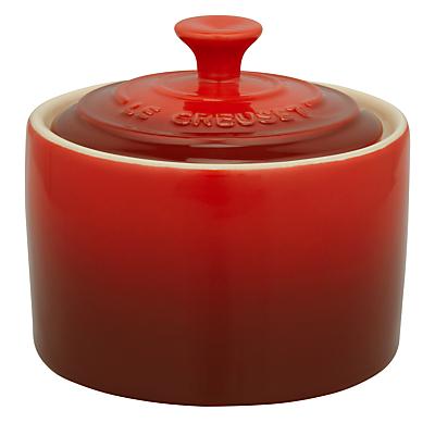 Le Creuset Stoneware Sugar Bowl