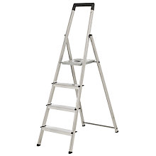 Buy Hailo 4 Tread Step Ladder Online at johnlewis.com