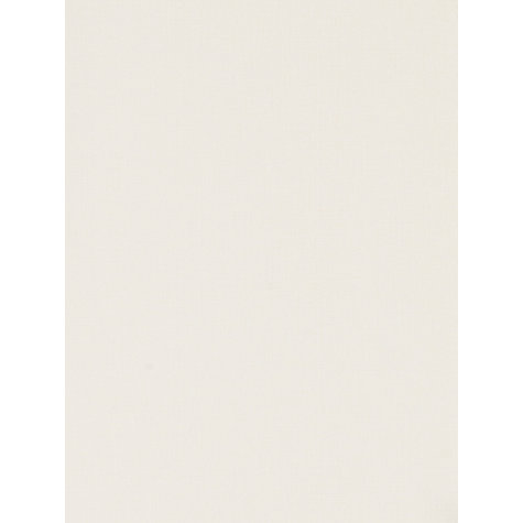 Buy John Lewis Linen Effect Vinyl Wallpaper, Chalk Online at johnlewis.com