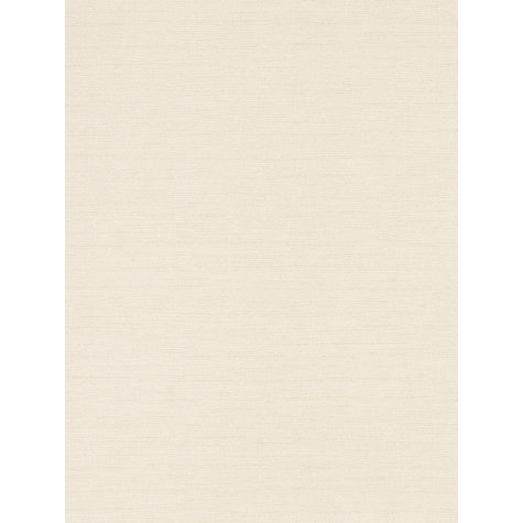 Buy John Lewis Raffia Vinyl Wallpaper, Parchment Online at johnlewis.com