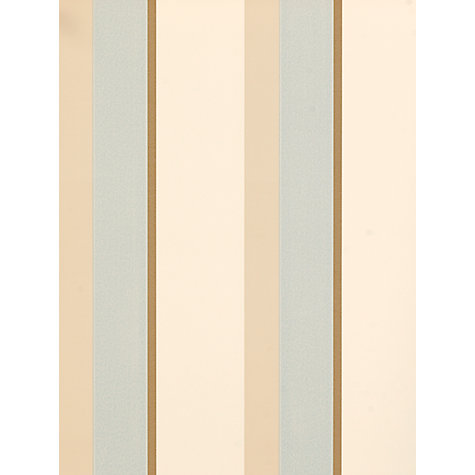 Buy John Lewis Clarence Stripe Wallpaper, Eau de Nil Online at johnlewis.com