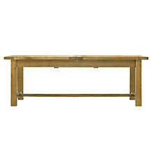 Buy John Lewis Ardennes 8-10 Seater Extending Dining Table, Sarlat Online at johnlewis.com