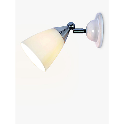 Buy Original BTC Mann Dome Wall Light, Medium Online at johnlewis.com