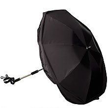 Buy John Lewis Universal Parasol, Black Online at johnlewis.com
