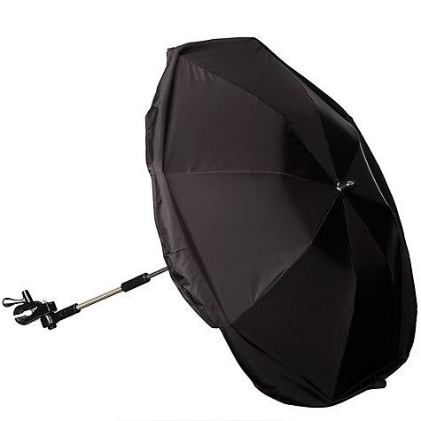 Buy John Lewis Baby Universal Parasol, Black Online at johnlewis.com