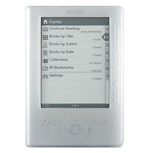 Buy Sony Silicone Case for Pocket eBook Reader Online at johnlewis.com