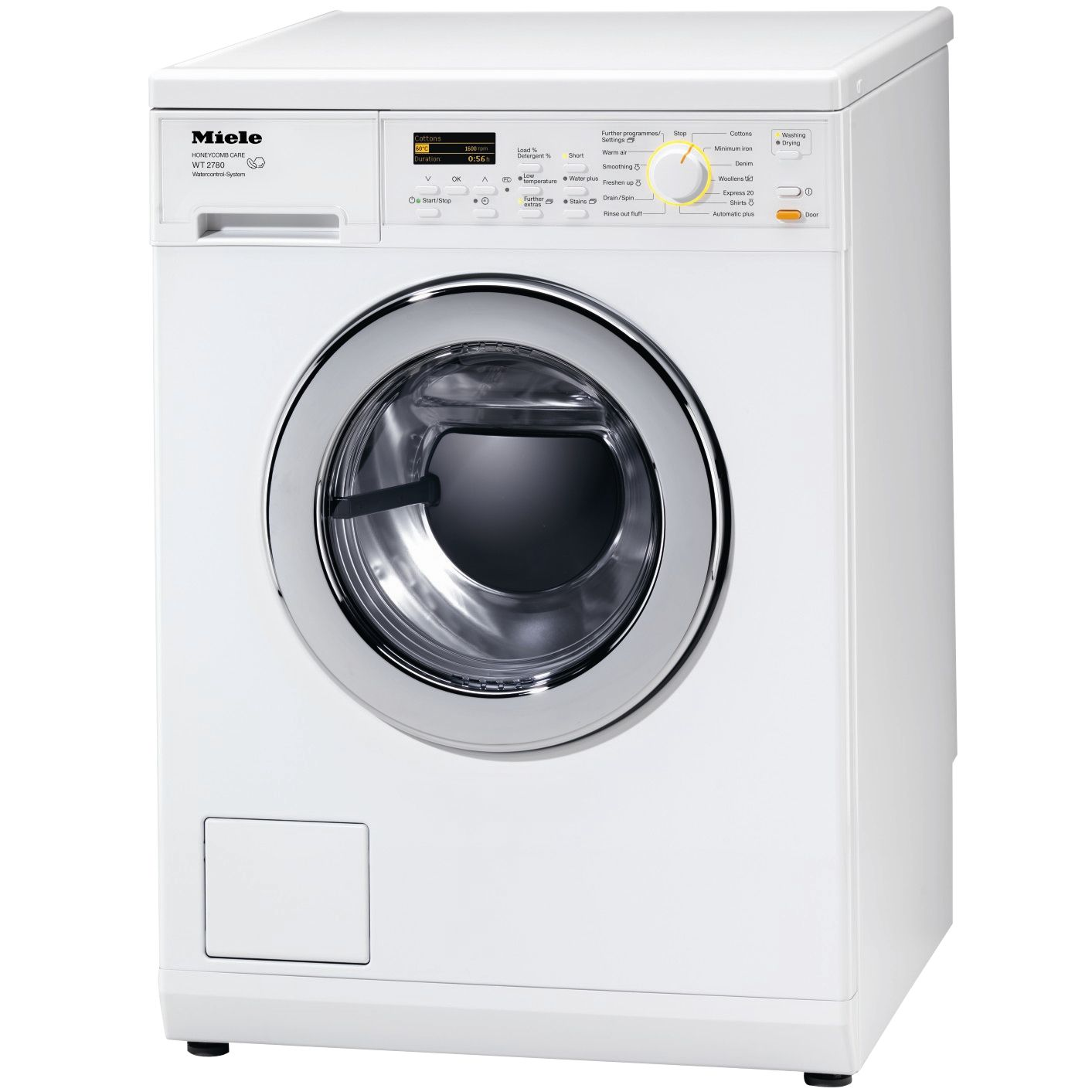 Miele WT2780 1600 Spin 5.5+3Kg Washer Dryer in White