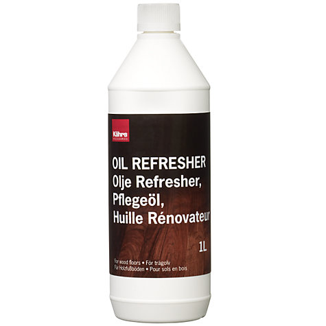 Buy Kahrs Lacquer Refresher, 1L Online at johnlewis.com