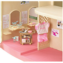 Buy Sylvanian Families Beauty Salon Accessories Set Online at johnlewis.com