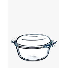Buy Pyrex Easy Grip Casserole, 2.5L Online at johnlewis.com