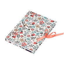 Buy Liberty Floral Notebook, A5 Online at johnlewis.com