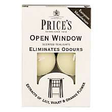 Buy Price's Open Window Tealights Online at johnlewis.com