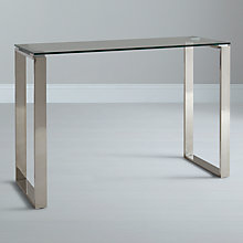 Buy John Lewis Frost Console Table Online at johnlewis.com