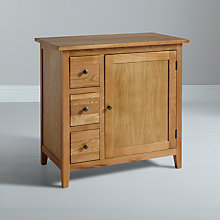 Buy John Lewis Grove 3 Drawer Cabinet Online at johnlewis.com