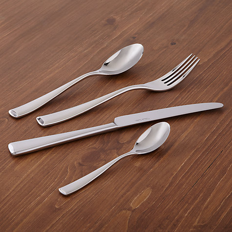 Buy Robert Welch Vale Bright Soup Spoon Online at johnlewis.com