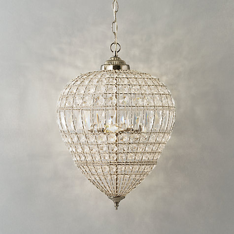 Buy John Lewis Dante Grande Pendant Light Online at johnlewis.com