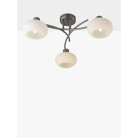 Buy John Lewis Elio Ceiling Light, 3 Arm Online at johnlewis.com