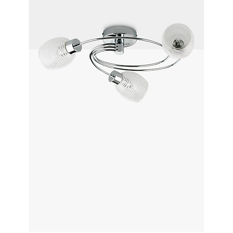Buy John Lewis Maya Ceiling Light, 3 Arm Online at johnlewis.com