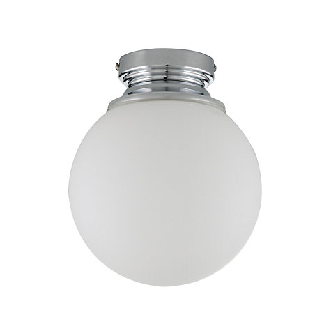 Buy John Lewis Giles Bathroom Ceiling Light Online at johnlewis.com
