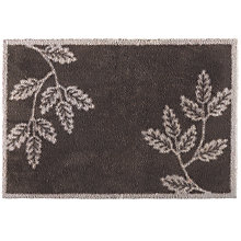 Buy Turtle Mat National Trust Collection Tytnesfield Placement Leaf Mat, L85xW60cm Online at johnlewis.com