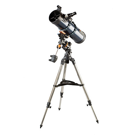 Buy Celestron AstroMaster 130EQ-MD Telescope Online at johnlewis.com