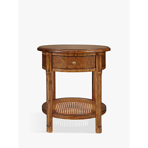 Buy John Lewis Hemingway Round Lamp Table Online at johnlewis.com