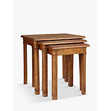 Buy John Lewis Hemingway Nest of 3 Tables Online at johnlewis.com