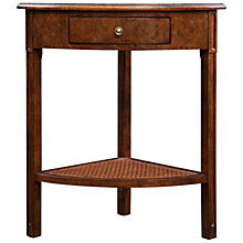 Buy John Lewis Hemingway Corner Wash Stand Online at johnlewis.com