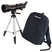 Buy Celestron TravelScope C21035 Telescope Online at johnlewis.com