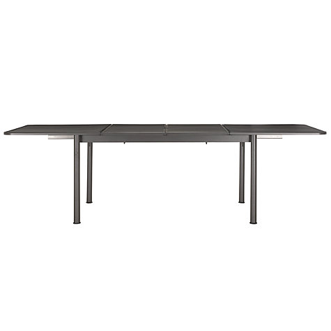 Buy John Lewis Henley by Kettler Rectangular 6-8 Seater Extending Outdoor Dining Table Online at johnlewis.com