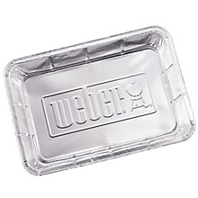Buy Weber Small Drip Trays, Pack of 10 Online at johnlewis.com