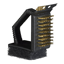 Buy John Lewis Barbecue Cleaning Brush Online at johnlewis.com