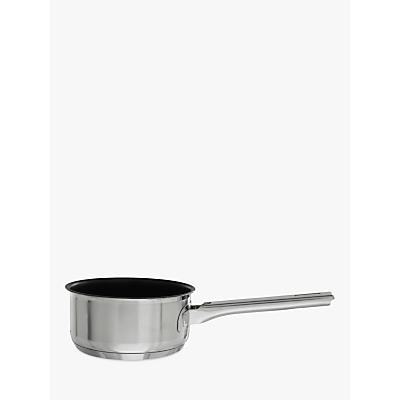 John Lewis Classic Milkpan, 14cm, 0.9L