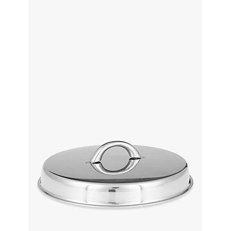 Buy John Lewis Classic II Lidded Saucepan with Helper Handle, 22cm, 3.7L Online at johnlewis.com