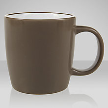 Buy John Lewis Stoneware Mugs, Set of 4 Online at johnlewis.com