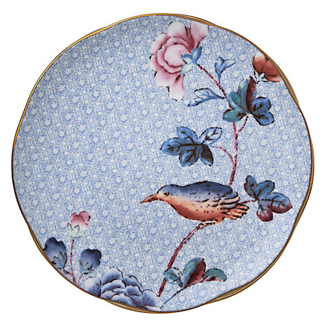Buy Wedgwood Cuckoo Tea Plates, Multi, Set of 4, Dia.21cm Online at johnlewis.com