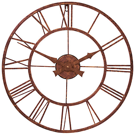 Buy Lascelles Outdoor Clock Online at johnlewis.com