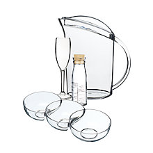 Buy John Lewis Acrylic Picnicware Online at johnlewis.com